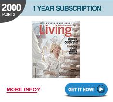 Martha Stewart Living Subscription